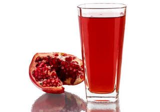 juice pomegranate